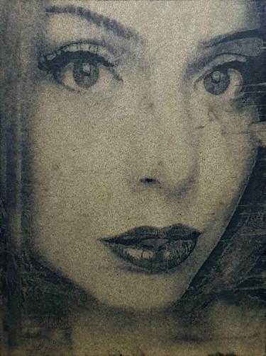 Pittura, inchiostro, figurativo, opera d'arte da Alessio Mazzarulli