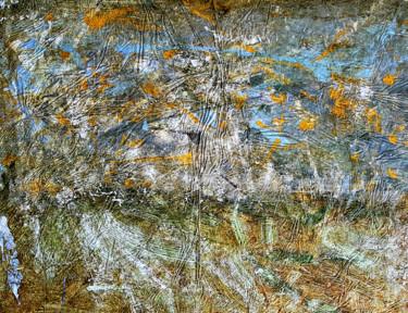 Pittura, acrilico, astratta, opera d'arte da Alessio Mazzarulli